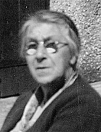 Alice Maud Hattam about 1965