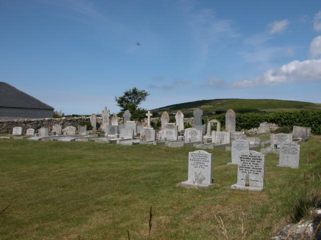 Crows-An-Wra Methodist Chapel graveyard