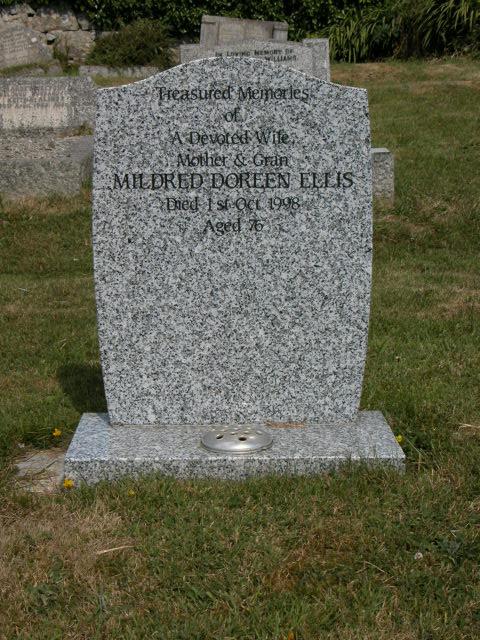 Mildred Doreen Ellis