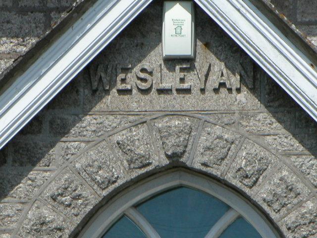 Crows-An-Wra Methodist Chapel