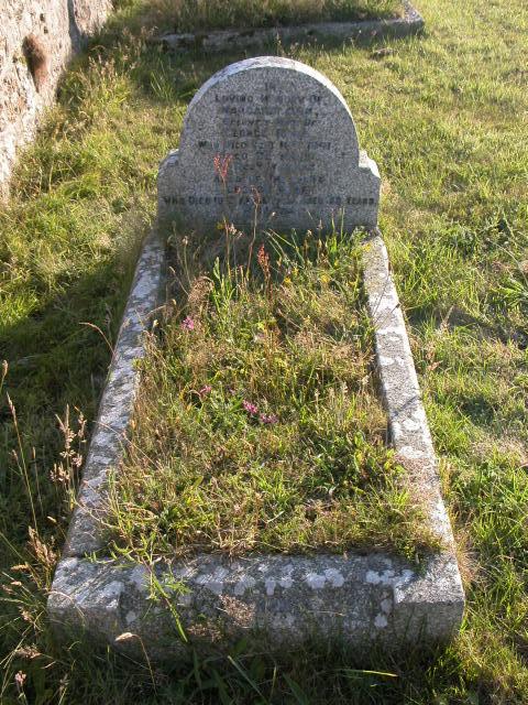 Margaret Ann Rowe George Rowe