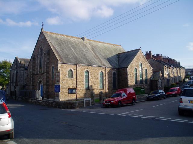 Wesley Rock Chapel, Heamoor