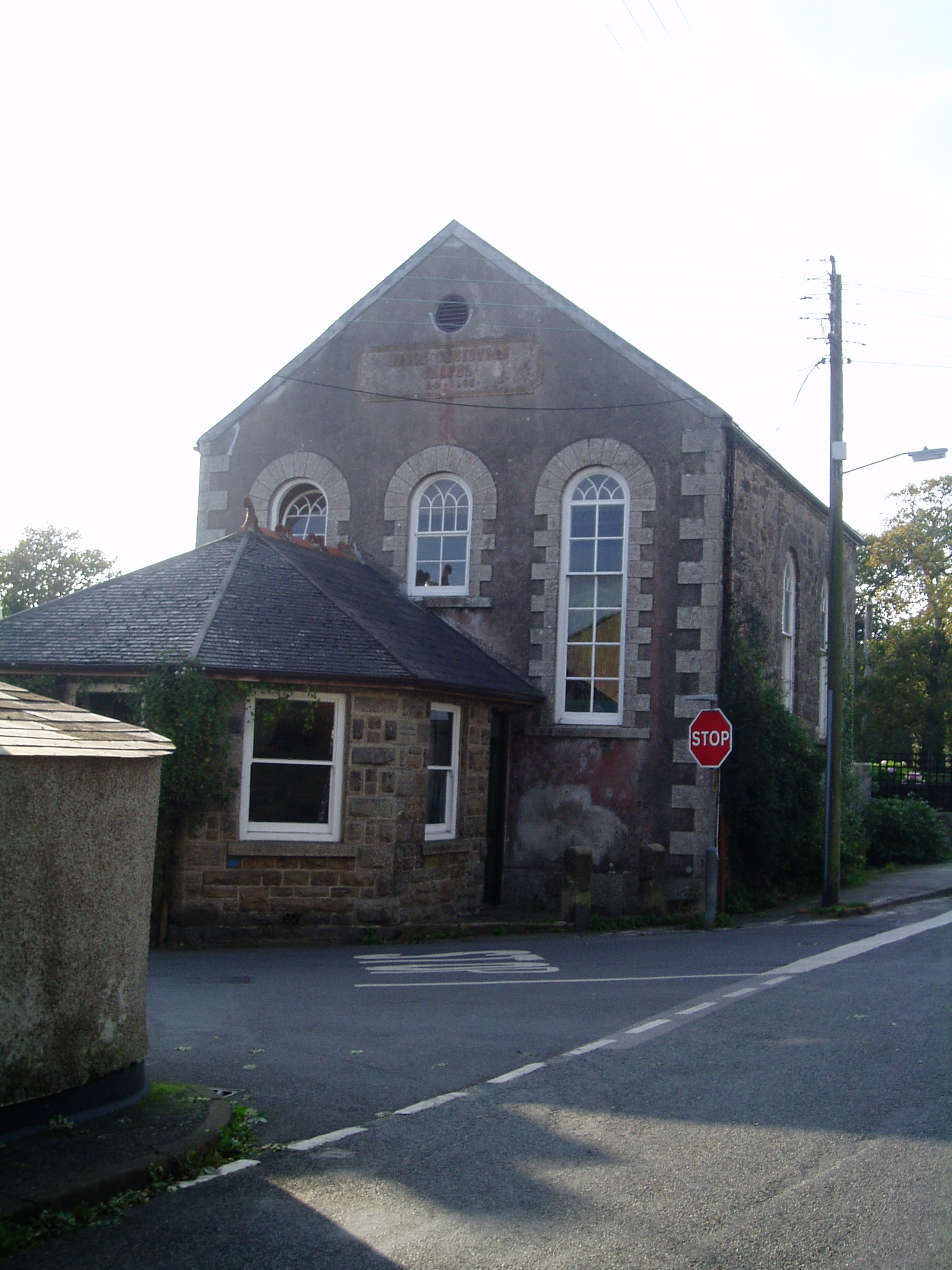 Bible Christian Chapel, Heamoor