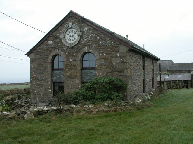 Wesleyan Chapel 1866