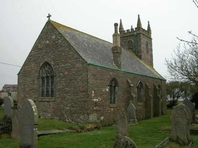 Morvah Parish Church