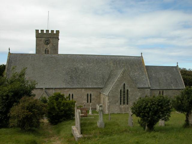 St John's Church, Pendeen