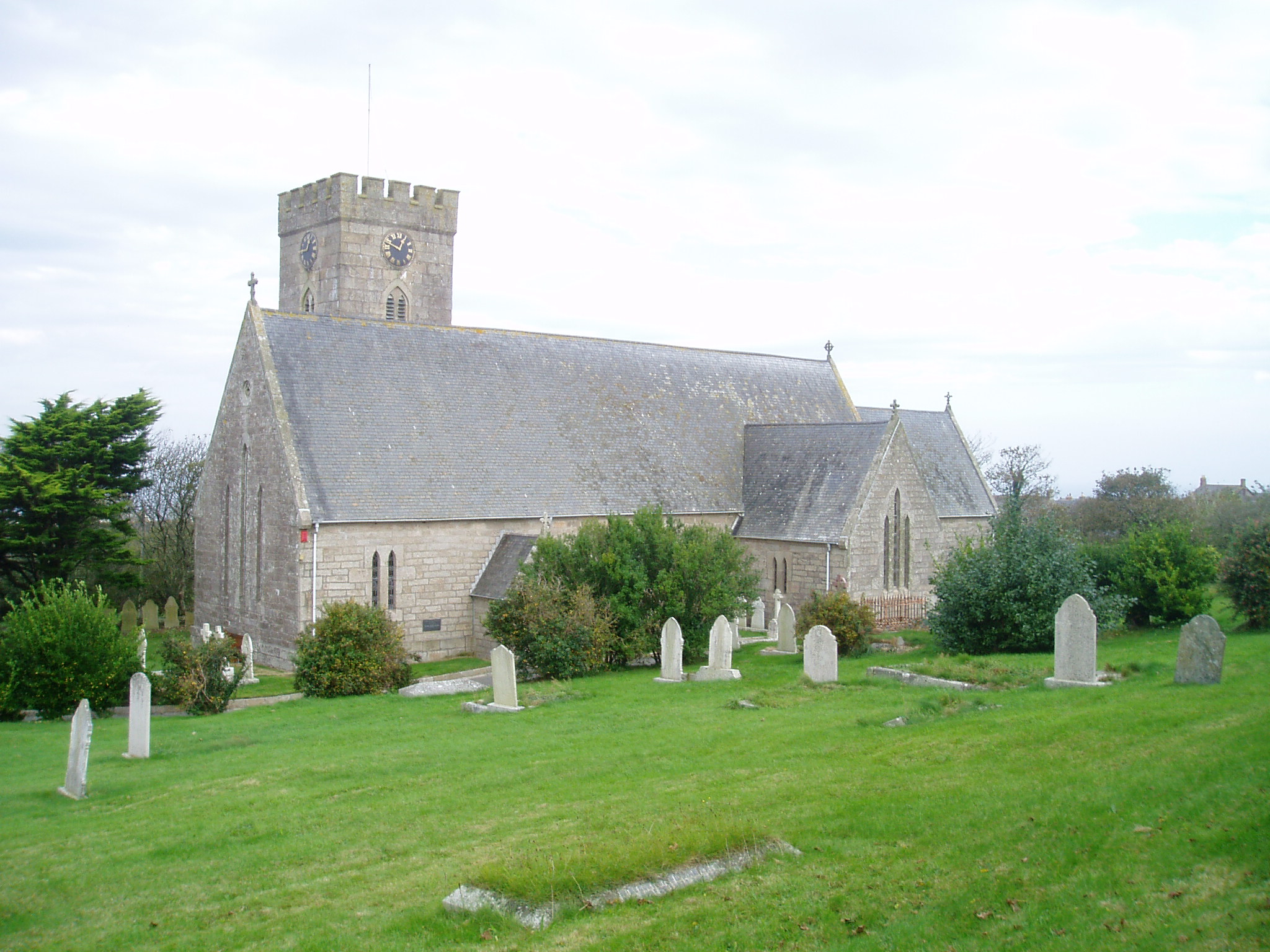 St John's Church, Pendeen