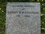 Sidney B H Richards