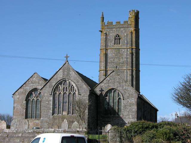St Buryan Parish Church