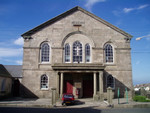 Wesleyan Chapel in St Just