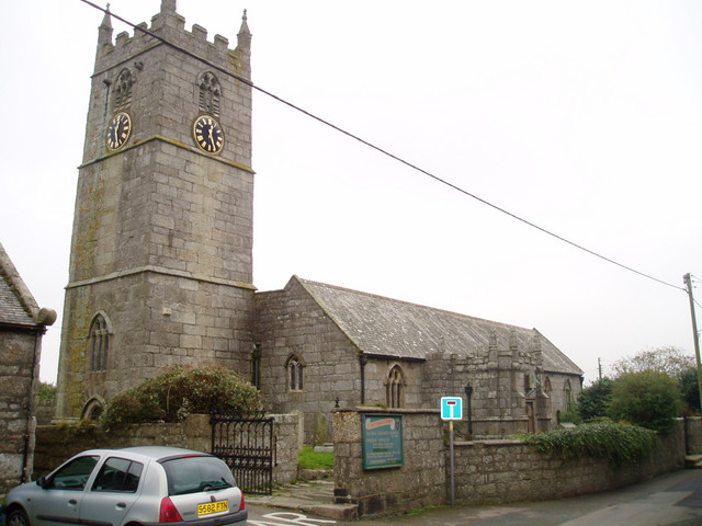 St Just Parish Church
