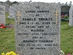 Pamela Thomas Maurice Thomas