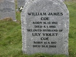 William James Coe