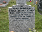 Sheila Betty Waters