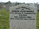 Doreen Hilda Huddle