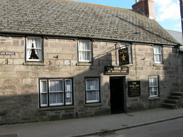 The Star Inn, Fore Street, St Just