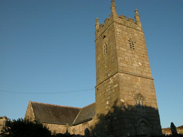 St Levan Parish Church
