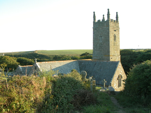 St Levan Parish Church
