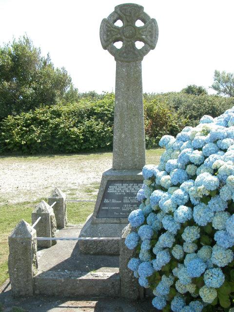 St Levan War Memorial