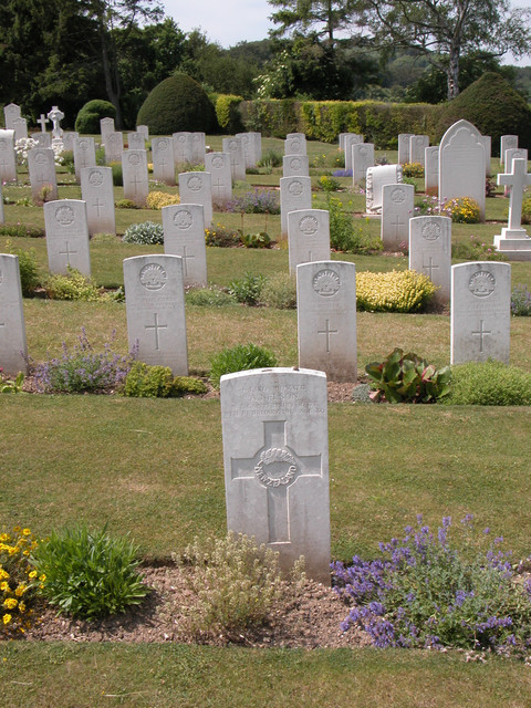 Tidworth Military Cemetery Wiltshire England