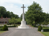 Highlight for album: Tidworth Military Cemetery
