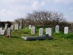 Tregerest Chapel graveyard